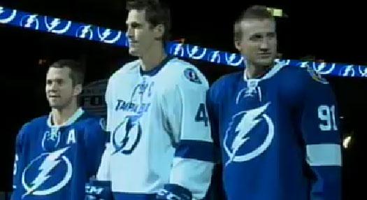 New Lightning Uniforms (2011-12)