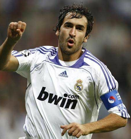 Real Madrid Uniform 2011