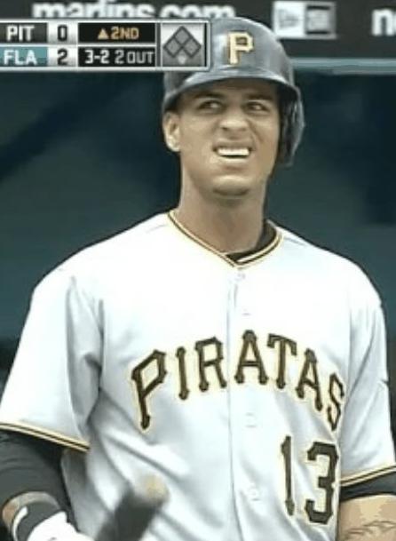 Pittsburgh Pirates Spanish Piratas Jersey 2010