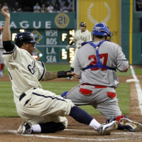 Pittsburgh Pirates Kansas City Royals Monarchs Homestead Grays Negro Leagues Uniforms 2012