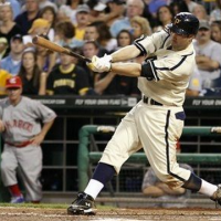 Pittsburgh Pirates Homestead Grays Negro League Uniform 2012