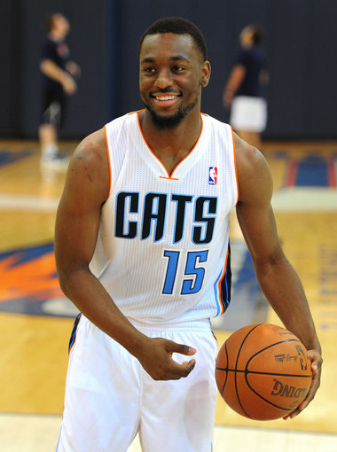 Charlotte Bobcats new uniforms 2012-13