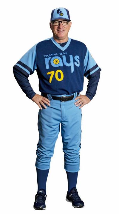 Tampa Bay Rays 1979 Retro Fauxback Uniforms