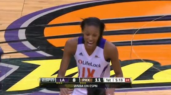 WNBA Title IX Uniforms
