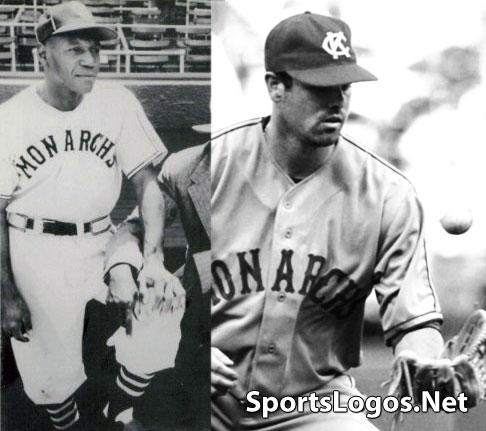 Kansas City Royals - Monarchs Uniforms Compare, 2012