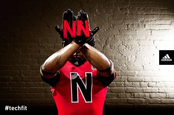 Nebraska Alternate Uniforms Against Wisconsin Gloves