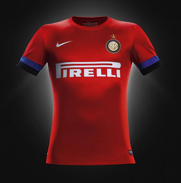 Inter Milan new kit soccer jersey uniform nike away