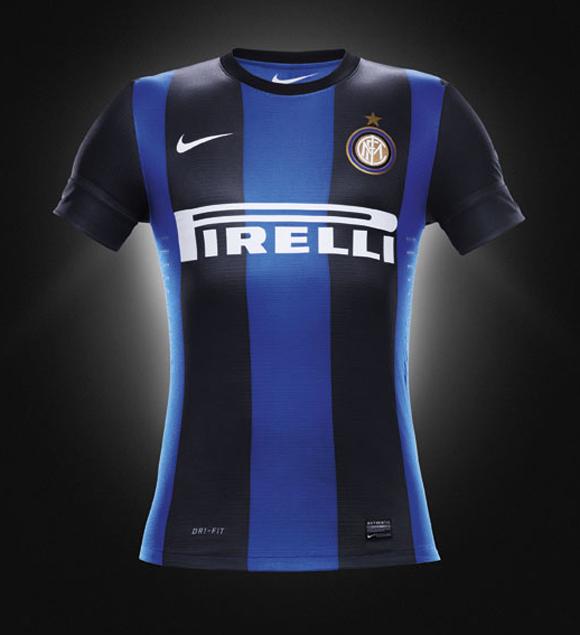 Inter Milan new kit soccer jersey uniform nike