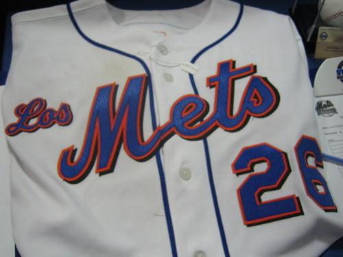 NY Mets New York Mets Los Mets 2009