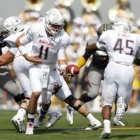 SportsLogos.Net Best/Worst 2012 college football NCAA best uniform - Maryland White Ops