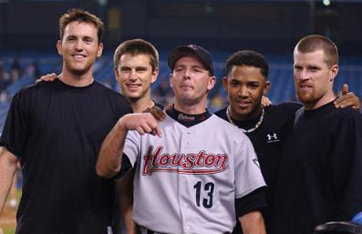 Astros Six Pitcher No-Hitter, 2003