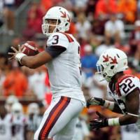 SportsLogos.Net Best/Worst 2012 college football NCAA worst uniform awards - Virginia Tech
