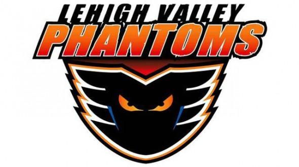 Lehigh Valley adirondack phillidelphia allen town glen falls phantoms hockey AHL new