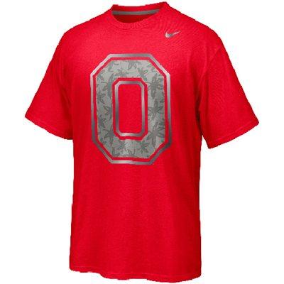 Ohio State Pro Combat 2012 uniform leaks o pattern