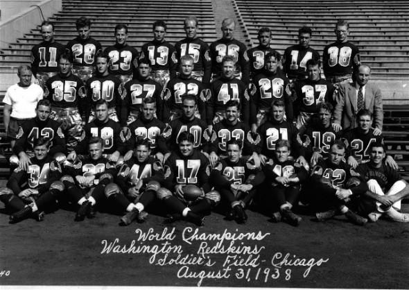 Washington Redskins throwback panthers sunday November retro leather helmets - team 1937