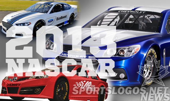 NASCAR 2013 rule changes camry fusion ss chevrolet ford toyota - featured