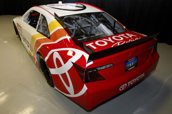 NASCAR 2013 rule changes camry fusion ss chevrolet ford toyota - dodge - camry race