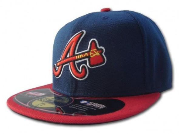 Atlanta Braves sunday cap hat