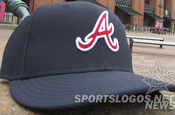 Atlanta Braves BP Batting practice cap hat new release change