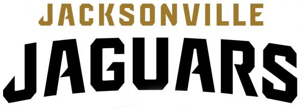 Jacksonville Jaguars new wordmark