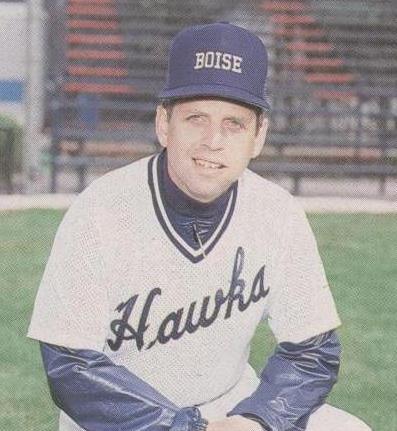 1988 - Boise Hawks Northwest League uniforms