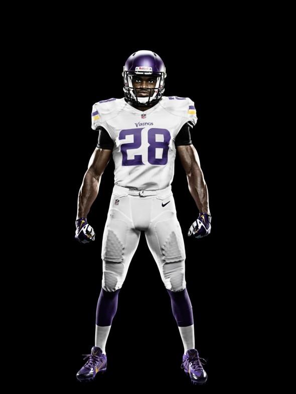 Minnesota Vikings Simplify Look with New Nike Uniform ...