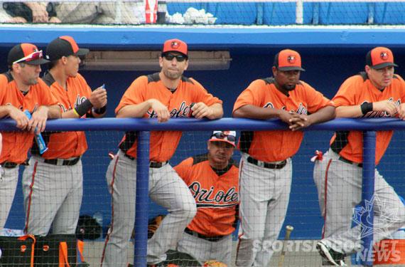 Baltimore Orioles 2013 Batting Practice Uniform