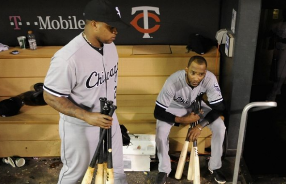 Chicago White Sox Road Grey Uniform 2013