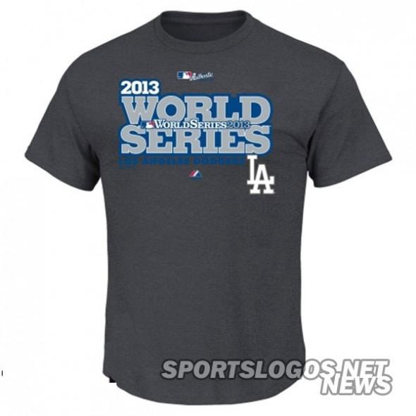 Dodgers NL t-shirt 1
