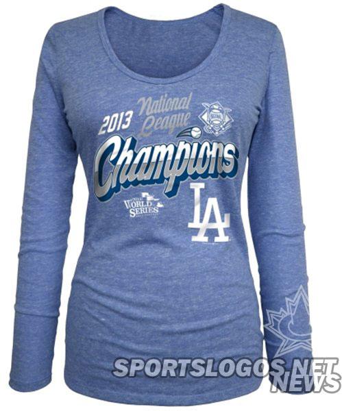 Dodgers NL t-shirt 4
