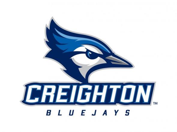creighton new logo new basketball court design ncaa college big east blue jays