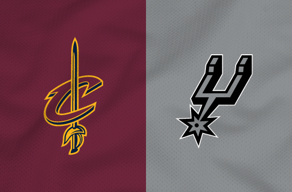 Cleveland Cavaliers And San Antonio Spurs New Logos Leak