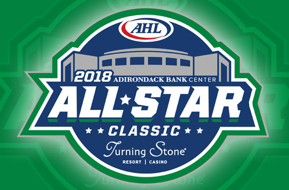 Utica Gets 2018 AHL All-Star Game, Unveils Logo