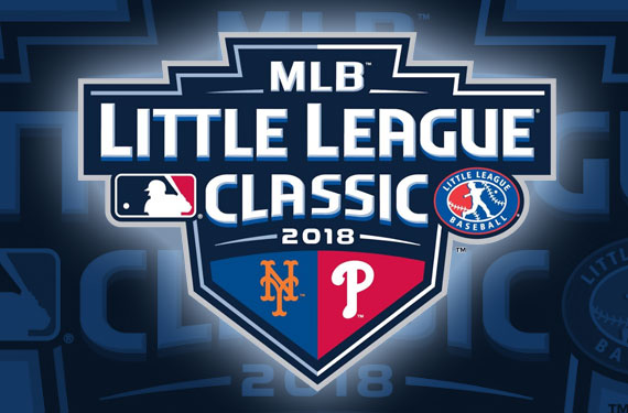 MLB Little League Classic to Return in 2018