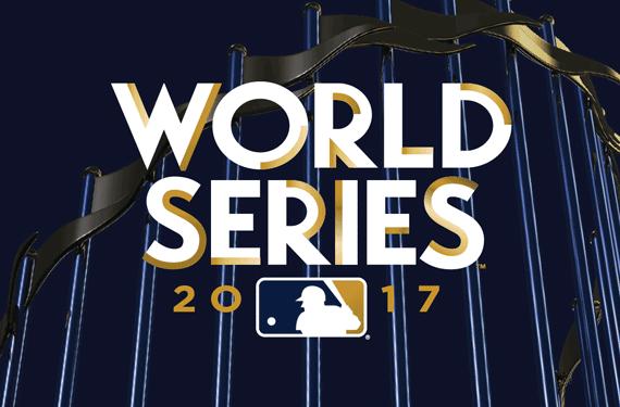 Trophy the Star of 2017 World Series, Postseason Logos