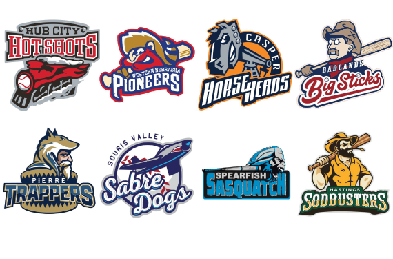 New logos galore in summer collegiate Expedition League