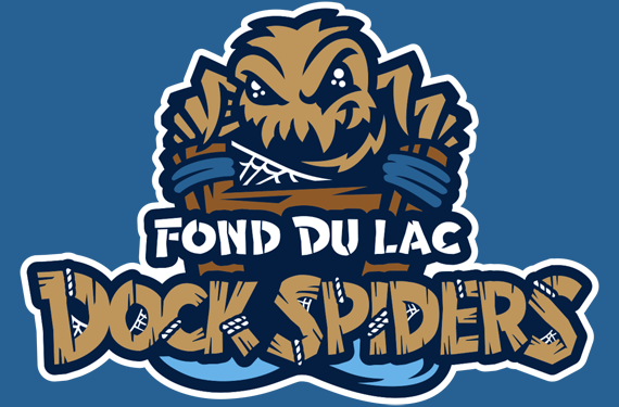 This Logo Has Legs: The Story Behind the Fond du Lac Dock Spiders