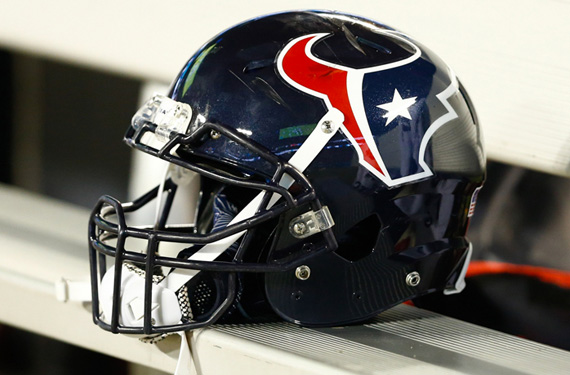 Texans Helmets Will Not Be Logo-Free Today
