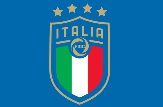 Italy updates their soccer crest