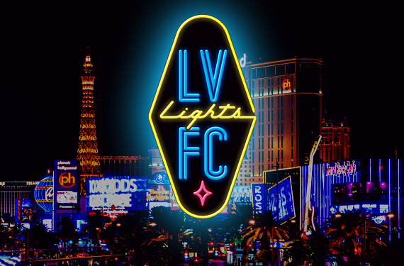 By Fans For Las Vegas Lights Fc Unveil Logo Chris