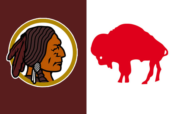 NFL: Bills, Redskins In Throwback Uniforms This Weekend