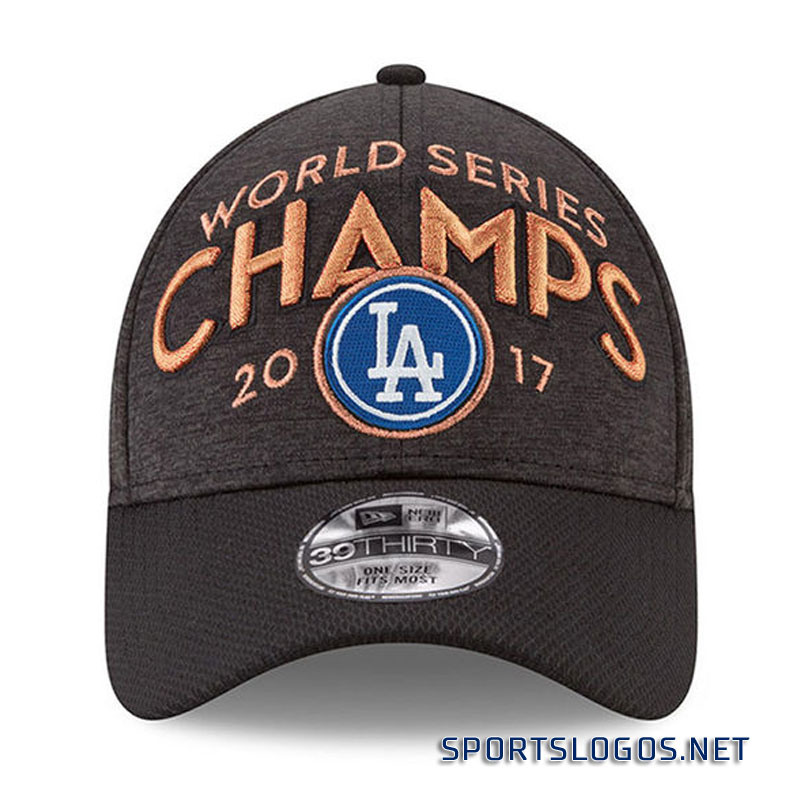 Los Angeles Dodgers 2017 Phantom World Champs Merchandise