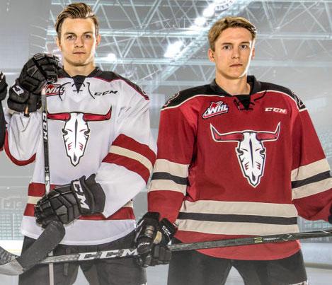 Red Deer Rebels Unveil Second Alternate Jersey