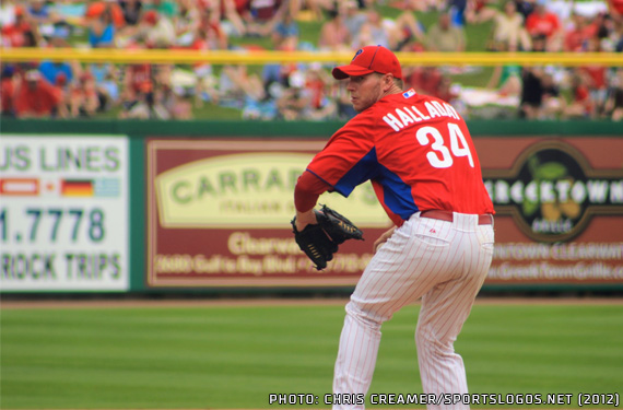 Thief Caught Stealing Jersey from Roy Halladay Memorial