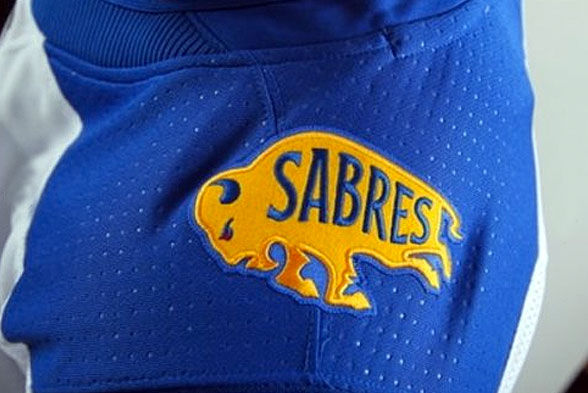 Sabres Tease Their New 2018 Winter Classic Jersey