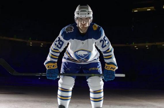 Buffalo Sabres Unveil 2018 Winter Classic Uniform