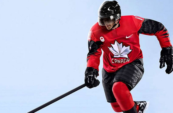 2018 Olympic Hockey Jerseys Unveiled for Canada, USA