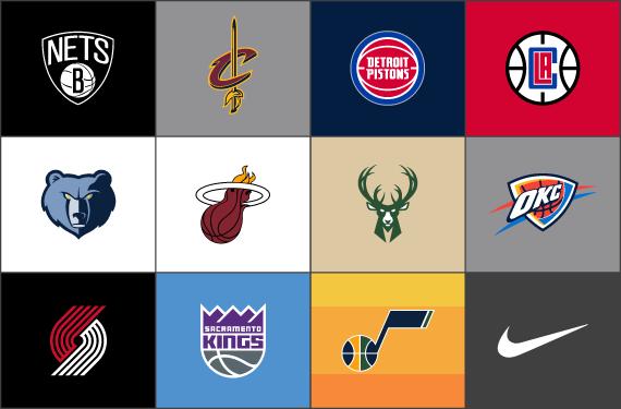 New Nike NBA City Edition Uniform Details, Mockups