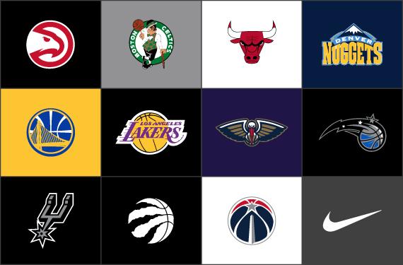 Nike NBA City Edition Uniform Details & Mockups, Part 2