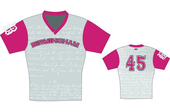 Birmingham Barons unveil MLK-inspired jerseys